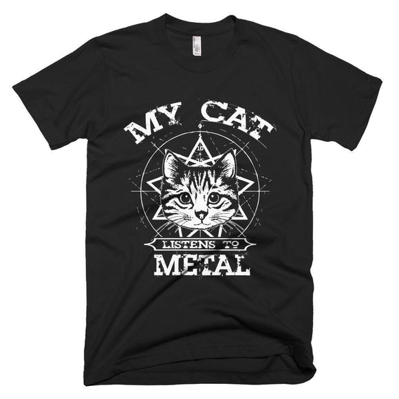 My Cat Short sleeve men's t-shirt