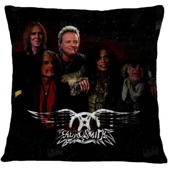 Aerosmith Incredible Pillow