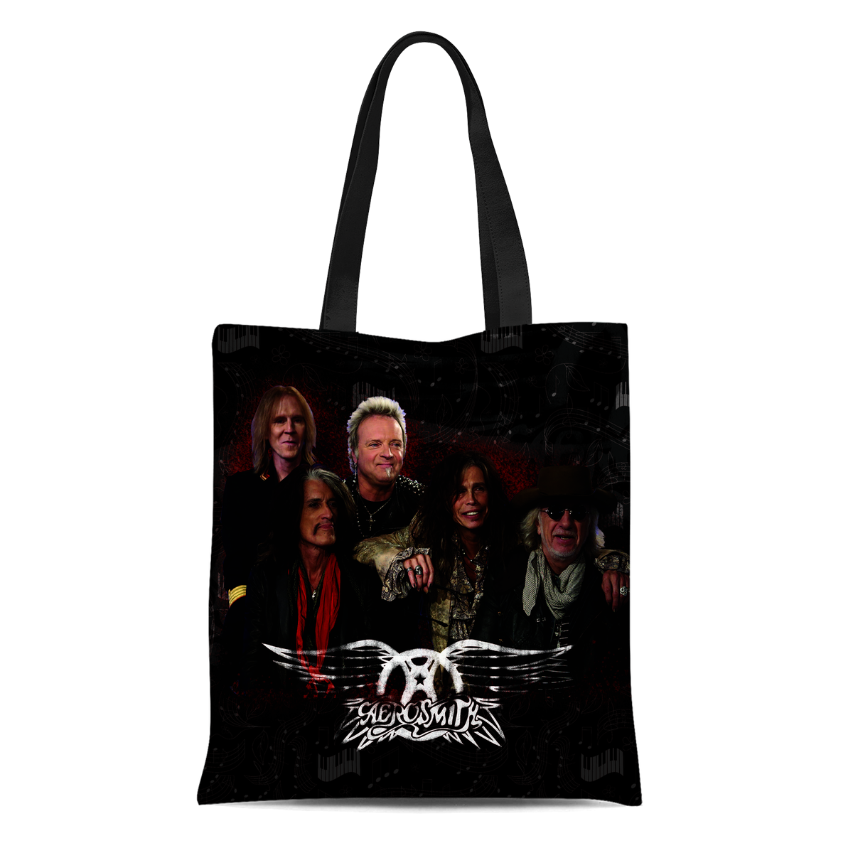 Aerosmith Incredible Cotton Tote