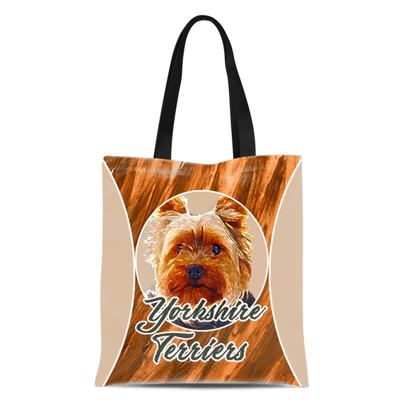 Yorkshire Terriers Tote