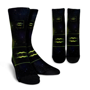 Aquarius Amazing Socks