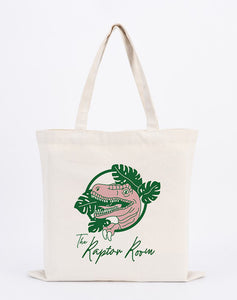 Raptor Room Tote Bag