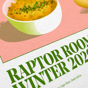 Raptor Room's Greatest Hits - Art Print
