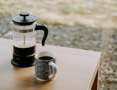 Zubereitung: French Press
