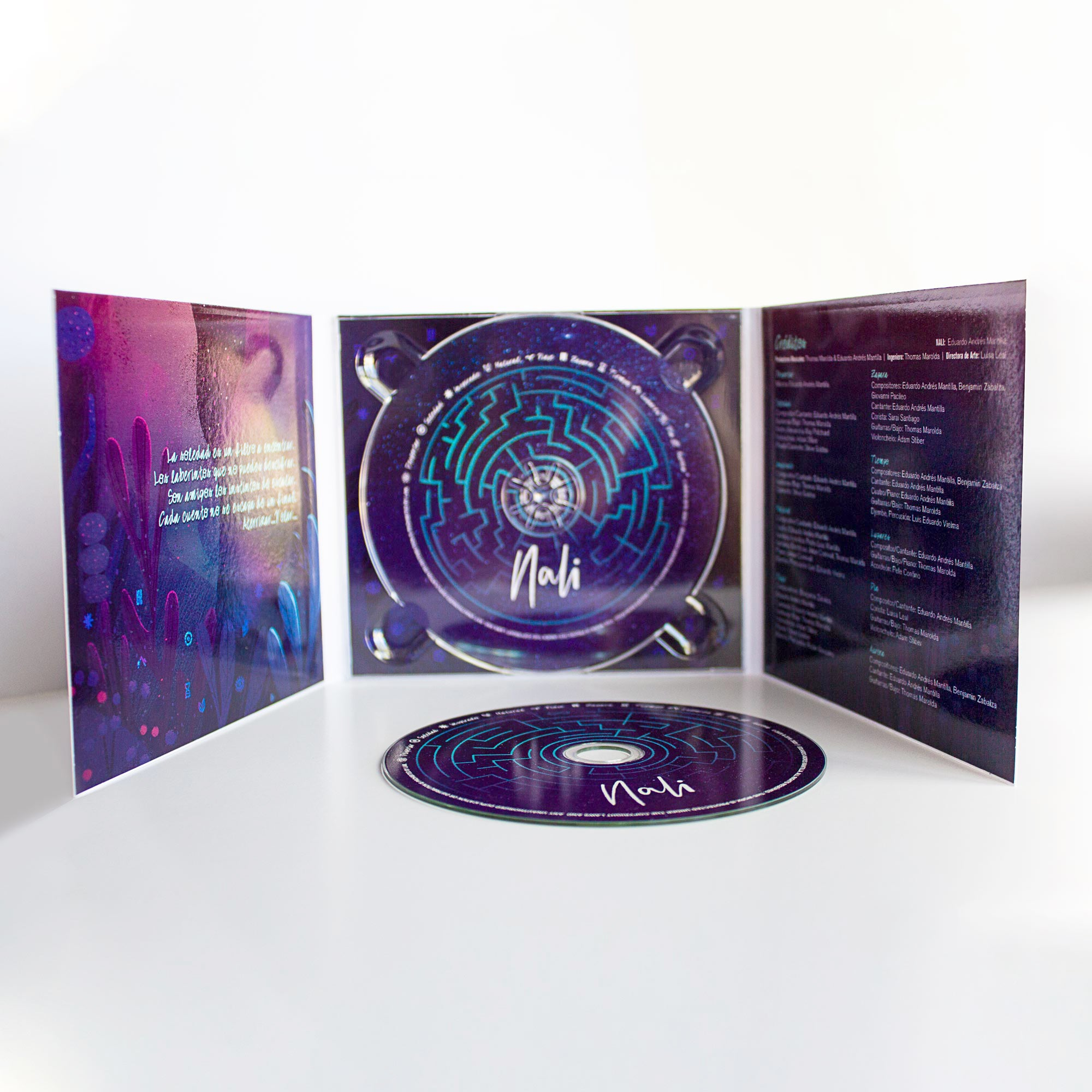 """Nali"" Audio CD - Edición Limitada (Limited Edition)"