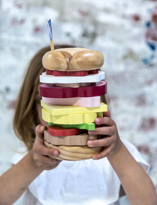 Stacking Burger