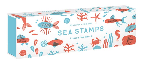 Sea Stamp, by Louise Lockhart