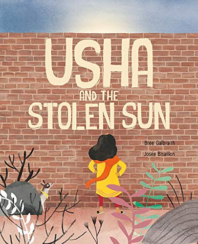 Usha and the Stolen Sun, by Bree Galbraith