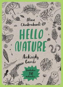 Hello Nature, Activity Cards