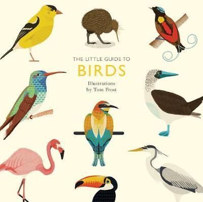 The Little Guide to Birds, Tom Frost