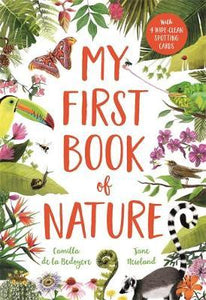My First Book of Nature, by Camilla De La Bedoyere