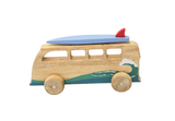 Wooden Surfer Van