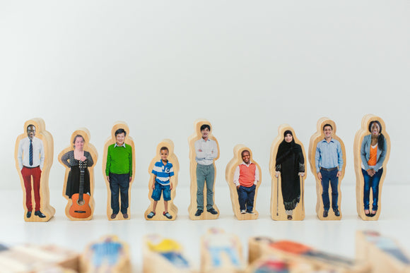 Everyone's Family, Wooden People