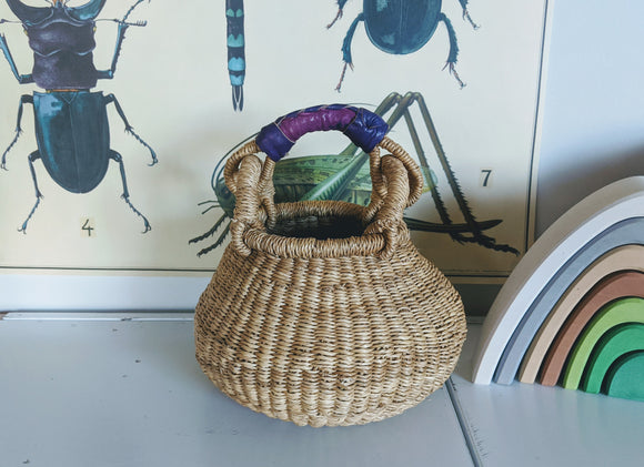 Mini Pot Basket