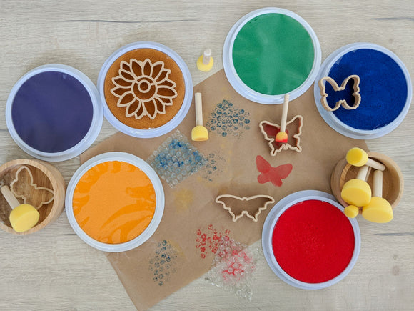 Washable Paint Stamp Pads