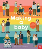 Making a Baby: An Inclusive Guide to How Every Family Begins, by Rachel Greener