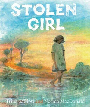 Stolen Girl, By Trina Saffioti