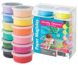 Paper Magiclay Candy Colours