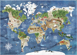Discover the World Puzzle, Londji