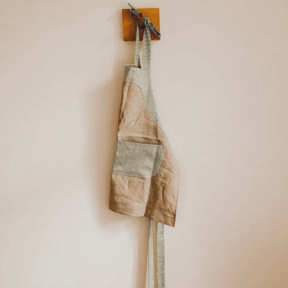 Linen Aprons by Kiss Chasey Designs