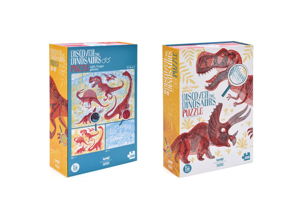 Discover The Dinosaurs Puzzle, Londji