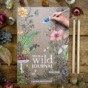 Your Wild Journal, by Brooke Davis
