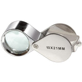 Mini Pocket Field Magnifying Glass