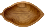 Papaya Teak Bowl
