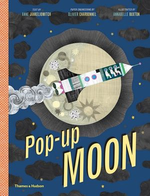 Pop Up Moon - Annabelle Buxton