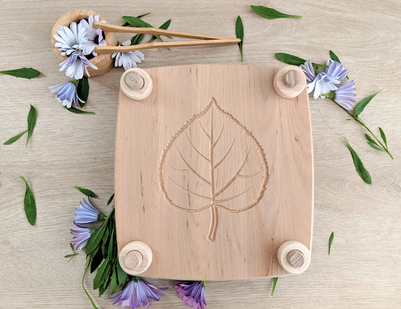 Solid Wooden Flower Press