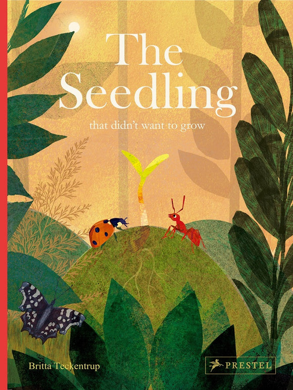 The Seedling That Didn't Grow, by Britta Teckentrup
