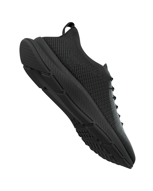Men's Running - Black - V1