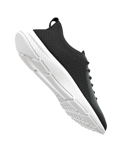 Men's Running - Black/White - V1