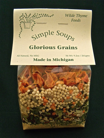 Glorious Grains Soup
