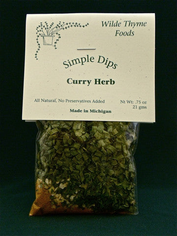 Curry Herb Dip