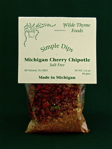 Michigan Cherry Berry Dip