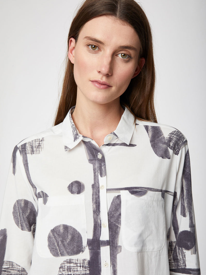 Thought Paulina long sleeves shirt
