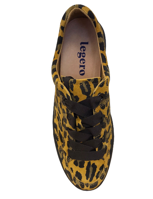 Legero Lima  2-000910-6400 2020HW - Curry animal print