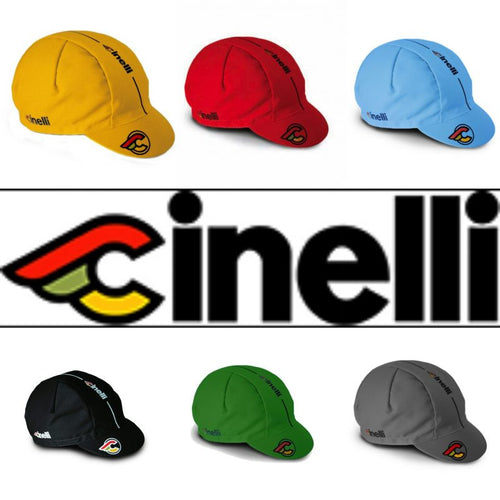 Cinelli SuperCorsa caps
