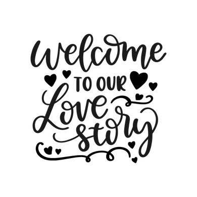 WED01 - Welcome to Our Love Story