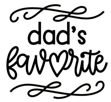 DAD07 - Daddy's Favorite