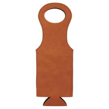 Load image into Gallery viewer, Leatherette Wine Bag