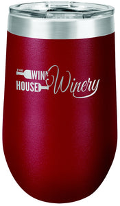 Northern Hills 16 oz. Stemless Tumbler