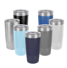 Load image into Gallery viewer, Riverdale 20 oz. Tumbler w/Clear Lid