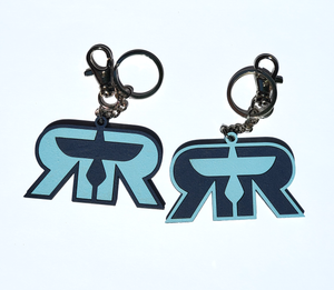 Riverdale Ridge High School Keychain