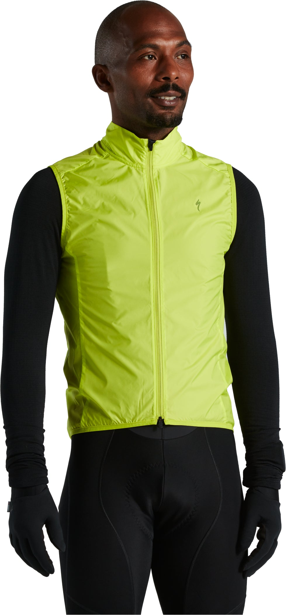 Men's HyprViz Race-Series Wind Gilet
