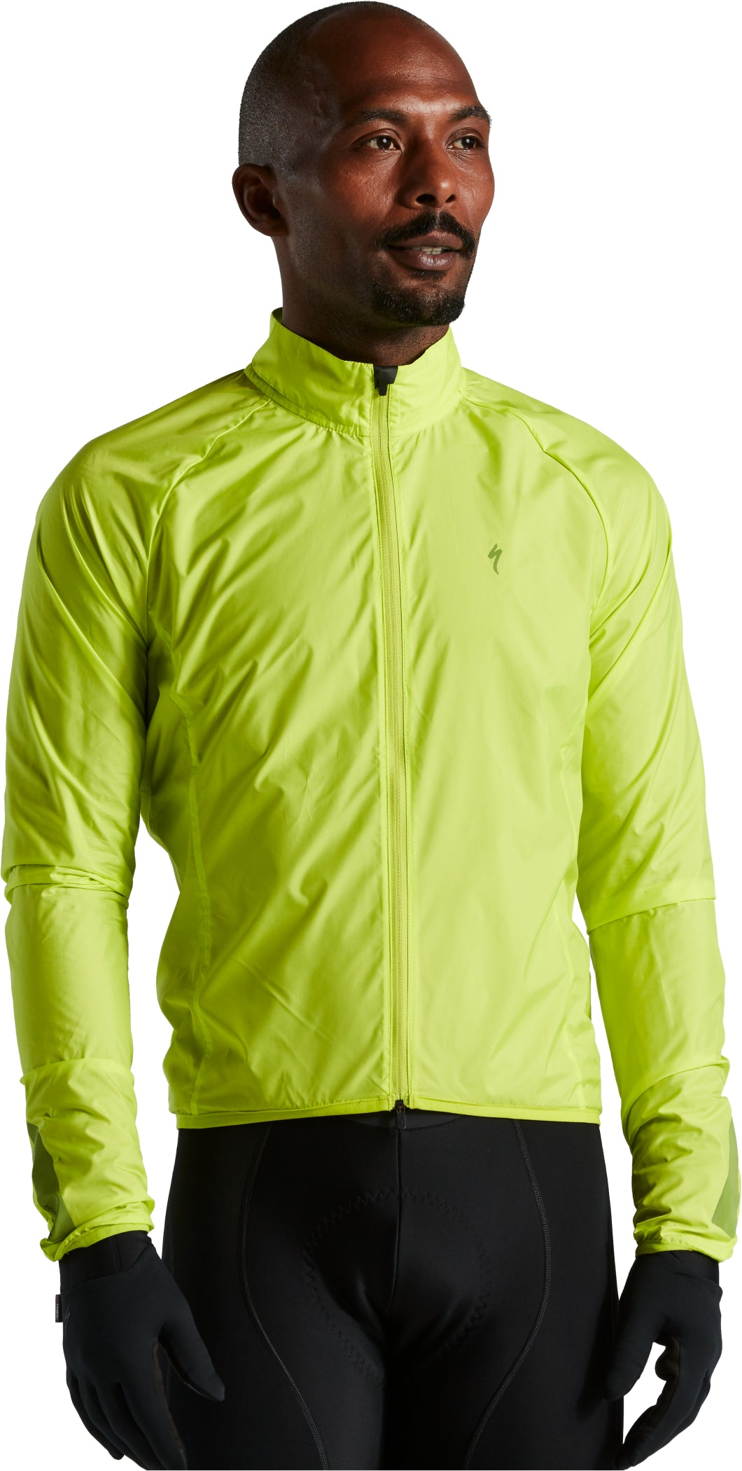 Men's HyprViz Race-Series Wind Jacket