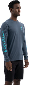 Men's Specialized Long Sleeve T-Shirt