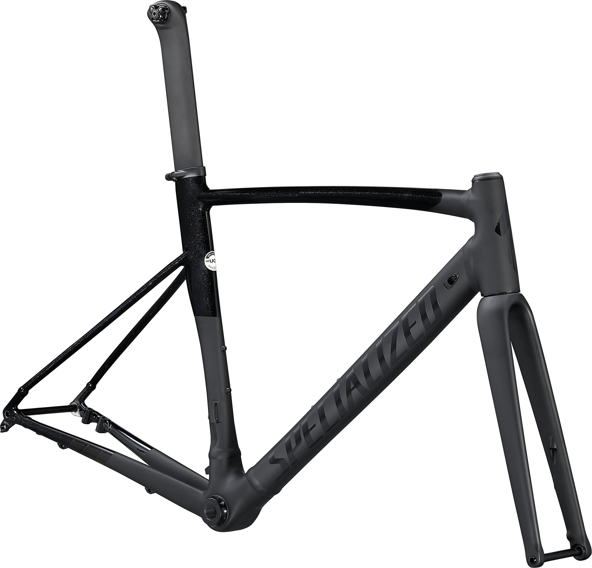 Allez Sprint Disc Frameset - Sagan Collection: Deconstructivism