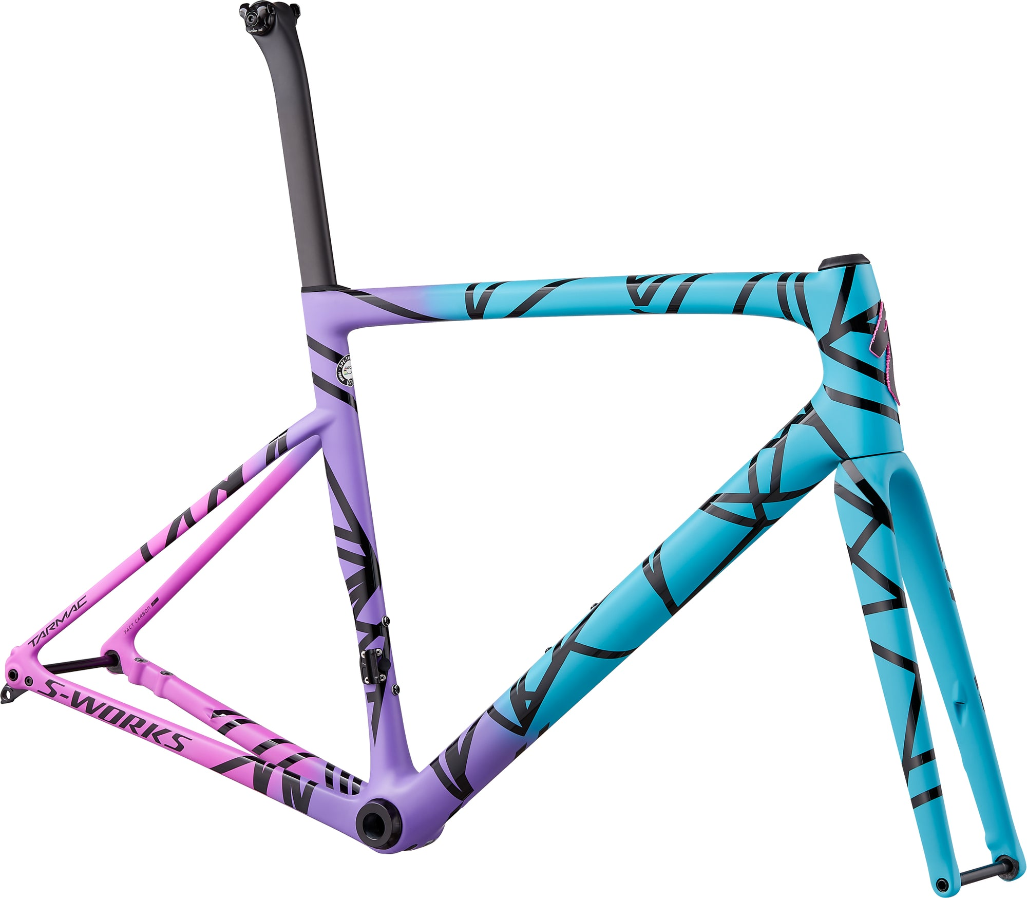 S-Works Tarmac Disc Frameset - Mixtape LTD